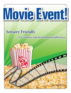 Sensory Friendly Movie Nights
