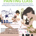 A Special Painting Class